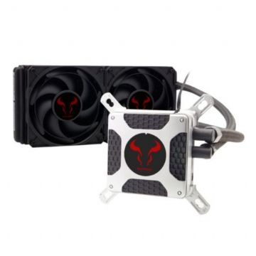 Riotoro BiFrost 240 Liquid CPU Cooler, 240mm Radiator